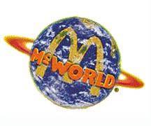 McWorld China McDonalds